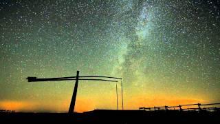 Night on the plains by Lajos Hajdu