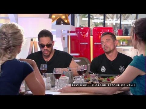 NTM, la suite - C à vous - 26/05/2017 (видео)