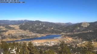 2014-03-12 - Estes Park Prospect Mountain Two Time-Lapse