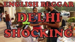 Video Delhi Shocking Reaction On English Beggar || PASSION DREAMS MP3, 3GP, MP4, WEBM, AVI, FLV Maret 2019