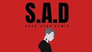 Video Khea - SAD 💔 (Bizarrap Remix) MP3, 3GP, MP4, WEBM, AVI, FLV Agustus 2018
