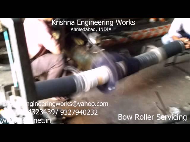 Banana Bow Expander Roller Servicing – Krishna Engineering Works