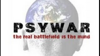 PSYWAR (the use of propaganda)