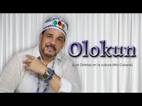 ¿Quien es Olokun? en la religión Orishas (cultura afrocubana), Nos explica  Guido Javier Oni Yemayá