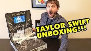 Video Taylor Swift reputation Tour VIP UNBOXING! MP3, 3GP, MP4, WEBM, AVI, FLV Desember 2018