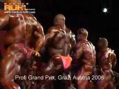 2006 Austrian Grand Prix - Маркус Рул, Джей Катлер