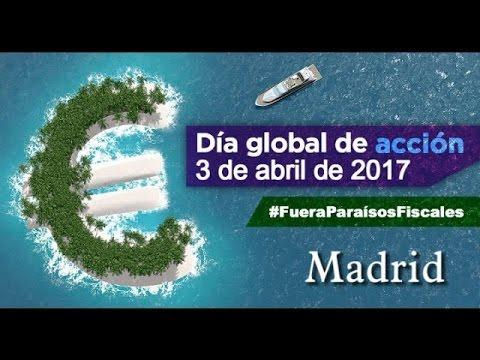 19/04/2017. Fuera Paraisos Fiscales
