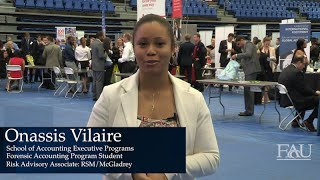 Student Spotlight: Onassis Vilaire
