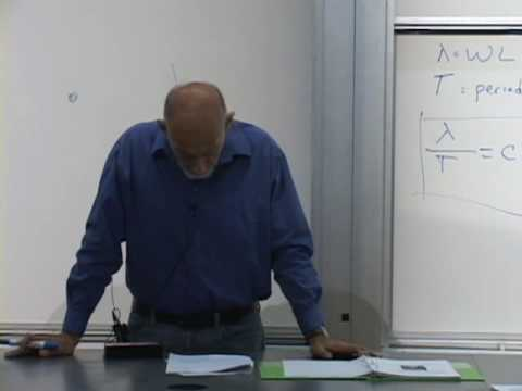 particles - (October 12, 2009) Leonard Susskind gives the first lecture of a three-quarter sequence of courses that will explore the new revolutions in particle physics....