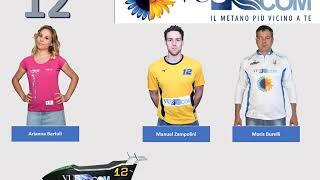 #vaporetti2018 Equipaggio N°12 Vuscom