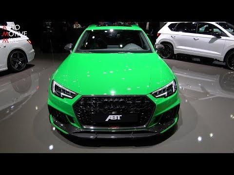 Audi ABT RS4+