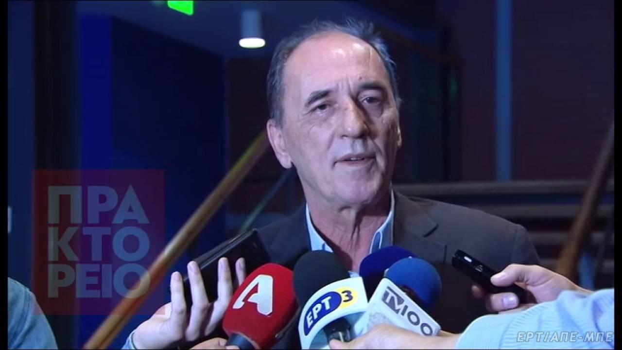 """Γ. Σταθάκης: Ρητή μνημονιακή δέσμευση η απελευθέρωση της αγοράς των """"κόκκινων δανείων"""""""