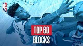 Download Video Top 60 Blocks: 2018 NBA Season MP3 3GP MP4