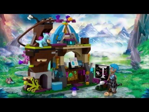 Конструктор Школа драконов - LEGO ELVES - фото № 4