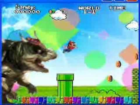 Normal Super Mario Bros. - A Wacky Mario Fangame!