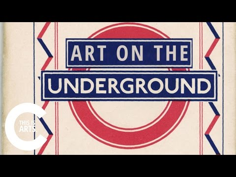 CONNECTING LINES | CANVAS EXPLORES ART ON THE UNDERGROUND