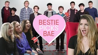 Video I Let My Squad Pick My Boyfriend | Bestie Picks Bae MP3, 3GP, MP4, WEBM, AVI, FLV Maret 2019