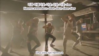 SHINee view sub español hangul romanizacion