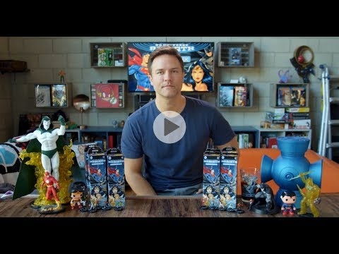 DC Comics HeroClix Rebirth Unboxing Part 2