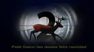 Petit Salon les desea a sus clientes y amigos una feliz Navidad