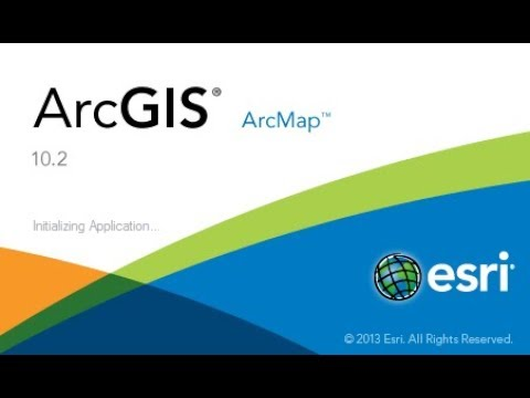 Install ArcGIS 10.2 (with License And Crack)