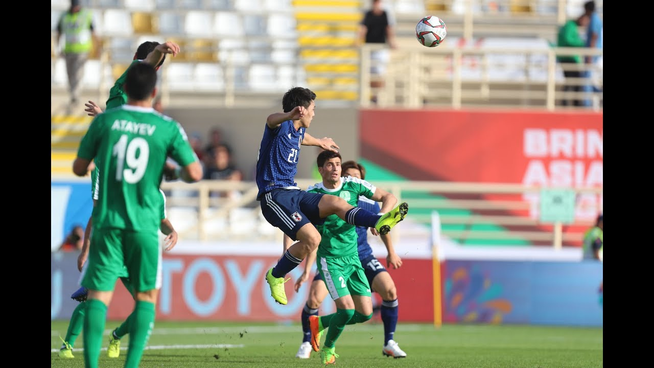 Highlights: Japan 3-2 Turkmenistan (AFC Asian Cup UAE 2019: Group Stage)