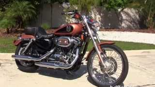 3. Used 2008 Harley Davidson Sportster 1200 Custom for sale in Tampa Fl