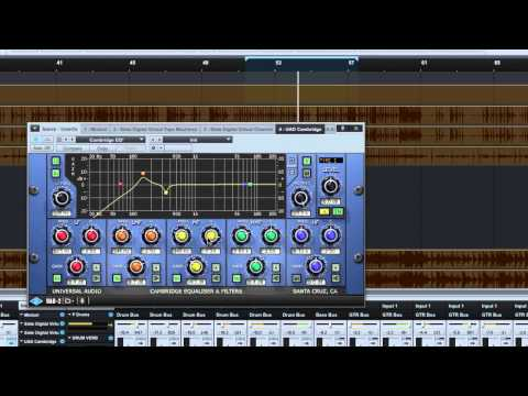 A Preview from My Mixing Training Videos in Presonus Studio One