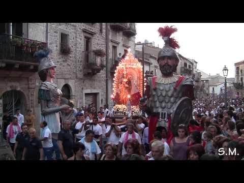 folklore e religione: la madonna della luce a mistretta