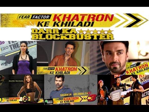 Winners list of Khatron Ke Khiladi from All Season
