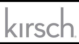 Kirsch Window Treatments