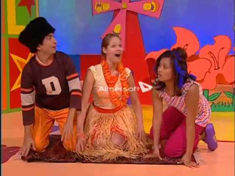 Hi-5 Season 1 Sharing Stories On a Magic Carpet