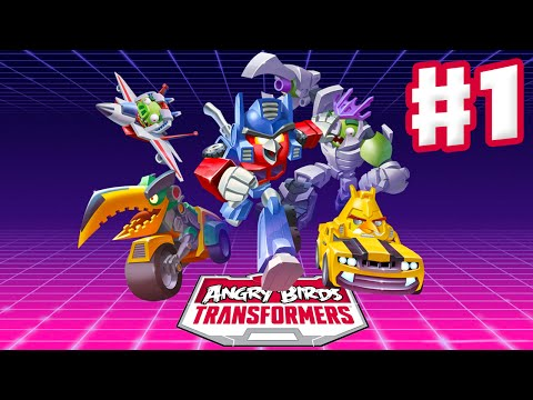 birds - Angry Birds Transformers Gameplay Walkthrough Part 1! Thanks for every Like and Favorite on Angry Birds Transformers! Part 1 features gameplay of characters ...