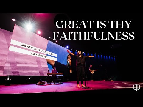 Great Is Thy Faithfulness - Austin Stone Worship Live from TGC