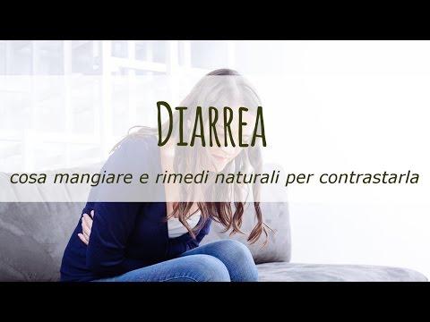 diarrea: i rimedi naturali per contrastarla