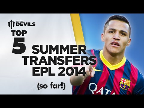 united - Yes we're a Manchester United channel but for once, we cast our net wider to bring you who we think are the best Premier League transfers so far this summer. Subscribe, FREE, for more MUFC:...