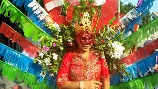 Karnaval unik Rt 5 Rw 2 lidah kulon