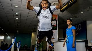 Fiji is well-known for it's passion for rugby, and as the official airline of Fiji Rugby, we're thrilled to celebrate along with the entire nation, the Fiji 7s team's ...