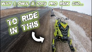 3. Why I Own a 2019 Pro Rmk 850 to Ride in This...