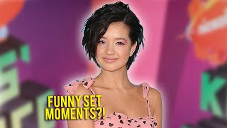 Peyton Elizabeth Lee Reveals FUNNIEST Thing About