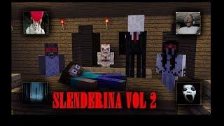 Video MONSTER SCHOOL : SLENDRINA VOL 2 feat ( Granny , Pennywise & Slenderman ) MP3, 3GP, MP4, WEBM, AVI, FLV Juli 2018