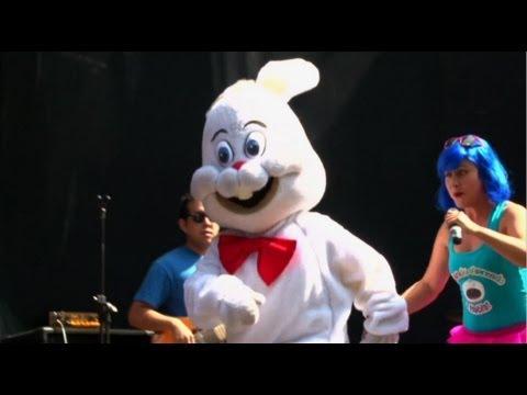 Conejo Barrigón - Cajón de las Vocales / Cantando Aprendo a Hablar en Kidzapalooza 2014 (3/7)