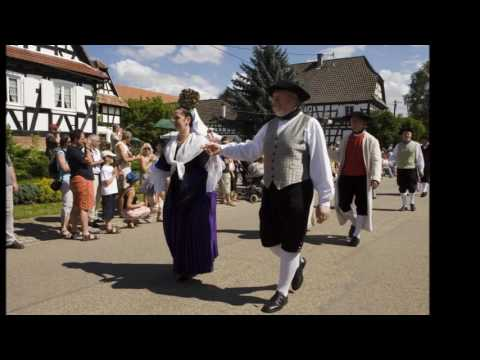 Streisselhochzeit à Seebach en Alsace