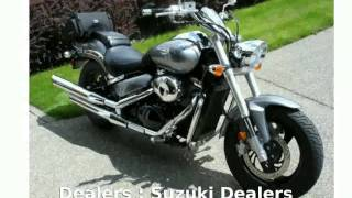 6. 2007 Suzuki Boulevard M50 Limited -  Dealers Top Speed superbike Features Specs Specification