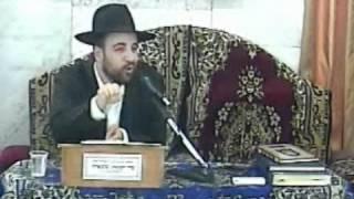 """הרב מאיר אליהו – פרשת בהר (ה'תשע""""ב)"""