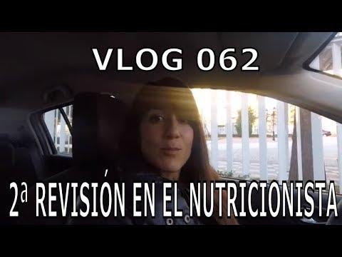 IRENE MACHAKE 2ª REVISIÓN CON EL NUTRICIONISTA - VLOG 062