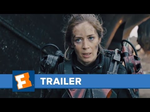 Edge of Tomorrow (Final Trailer 'Judgment Day')