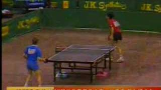 1987 Jiang Jialiang vs Waldner
