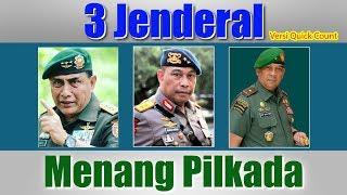 Video 3 Jenderal Menang Pilgub pada Pilkada Serentak 2018 MP3, 3GP, MP4, WEBM, AVI, FLV September 2018