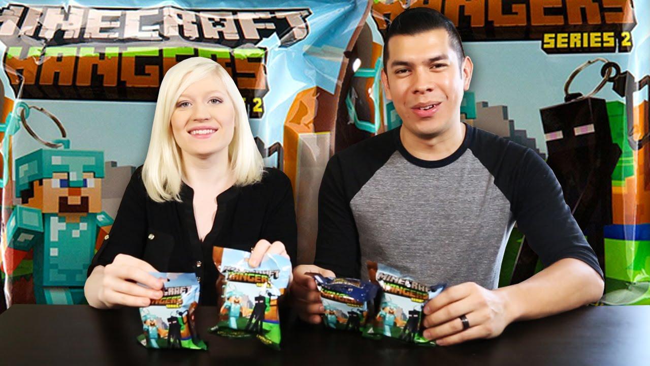 Series 2 Minecraft Hangers!